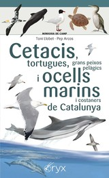 Cetacis, tortugues, grans peixos pelàgics i ocells marins de Cata
