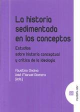 La historia sedimentada en los conceptos