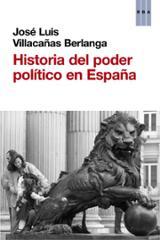Historia del poder político en España