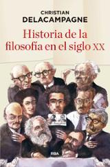 Historia de la filosofía en el siglo XX
