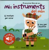 Més instruments del món. El meu primer llibre de sons