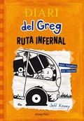 Diari del Greg 9. Ruta infernal - Kinney, Jeff