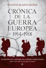 Crónica de la guerra europea, 1914-1918
