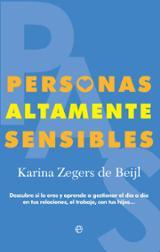 Personas altamente sensibles - Zegers, Karina