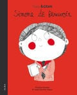 Petita i gran Simone de Beauvoir - Roussey, Christine