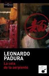 La cola de la serpiente - Padura, Leonardo