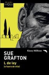 L de ley (o fuera de ella) - Grafton, Sue