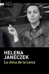 La chica de la Leica - Janeczek, Helena