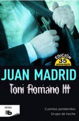 Toni Romano III. Cuentas pendientes / Grrupo de noche