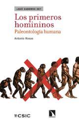 Los primeros homínidos