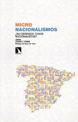 Micronacionalismos - Cagiao y Conde, Jorge
