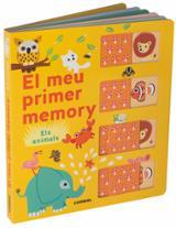 El meu primer memory. Els animals - AAVV