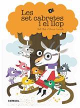 Les set cabretes i el llop - Canals, Mercè (Il·lust.)