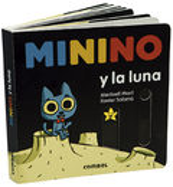 Minino y la luna - Martí, Meritxell