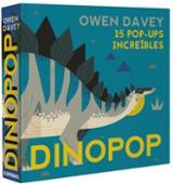 Dinopop. 15 pop-ups increïbles - Davey, Owen