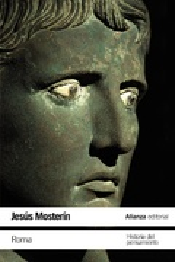 Roma. Historia del pensamiento - Mosterín, Jesús