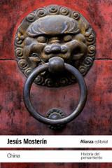 China. Historia del pensamiento - Mosterín, Jesús