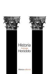 Historia. Antología - Heródoto