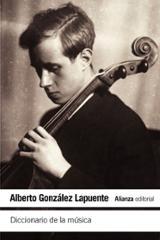 Diccionario de Música - González lapuente, Alberto
