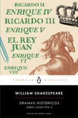 Dramas históricos. Obra completa 3 - Shakespeare, William