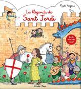 La llegenda de Sant Jordi. Amb olor de rosa - Argemí, Roser