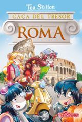 Tea Stilton. Caça del tresor a Roma