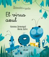 El virus azul