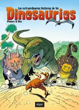 Las extraordinarias historias de los dinousarios - AAVV