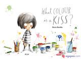 What colour is a kiss?