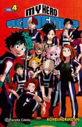 My Hero Academia 4 -