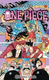 One Piece, 92 - Oda, Eiichiro