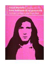 Estoy hablando de mi generación. Artículos 1972-1977 - Montañá, Claudi