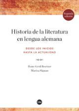 Historia de la literatura en lengua alemana -