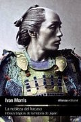 La nobleza del fracaso - Morris, Ivan