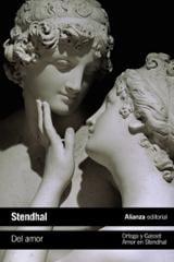 Del amor / Amor en Stendhal - Ortega y Gasset, José