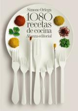 1080 recetas de cocina - Ortega, Simone