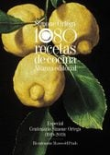1080 recetas de cocina. Especial Centenario S - Ortega, Simone