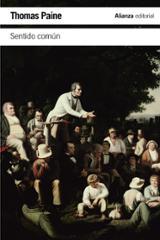 Sentido común y Ocho cartas a los ciudadanos de los Estados Unido - Paine, Thomas