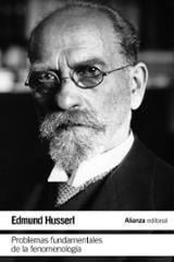 Problemas fundamentales de la fenomenología - Husserl, Edmund
