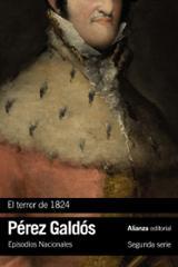 El terror de 1824 (Episodios Nacionales, 17/Segunda serie)