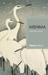Sed de amor - Mishima, Yukio