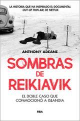 Sombras de Reikiavik - Adeane, Anthony