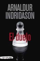El duelo - Indridason, Arnaldur