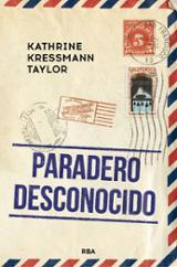 Paradero desconocido - Taylor, Kathrine Kressmann