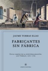 Fabricantes sin fábrica - Torras Elias, Jaime