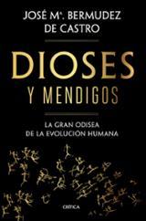 Dioses y mendigos - Bermúdez de Castro, José María
