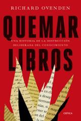 Quemar libros - Ovenden, Richard