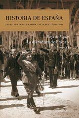 La dictadura de Franco - de Riquer Permanyer, Borja