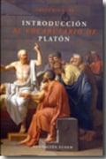 Introducción al vocabulario de Platón