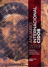 Anuario Internacional CIDOB 2019 - AAVV